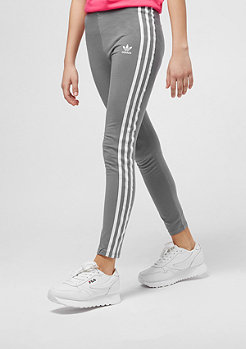 adidas Kids 3 rayures gris/white