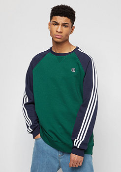 adidas TLKT Fleece collegiate green/night indigo/white