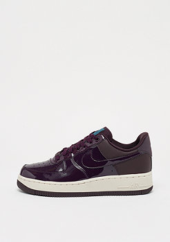 NIKE Wmns Air Force 1 burgundy