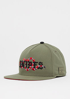 Cayler & Sons WL Serpent olive/red