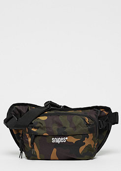 SNIPES Shoulder Bag 2.0 camouflage