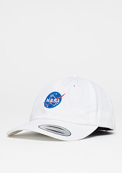 Mister Tee NASA Dad Cap white