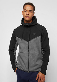 NIKE Tech Fleece black/charcoal heathr/black