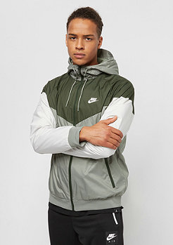NIKE Windrunner dark stucco/sequoia/light bone