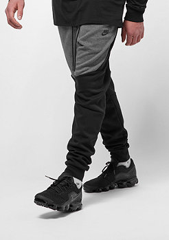 NIKE Tech Fleece charcoal heathr/black/black