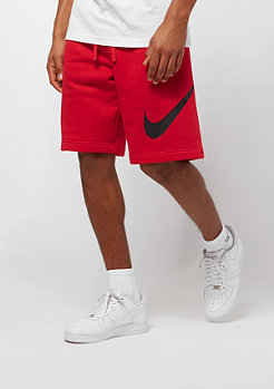 NIKE Club FLC EXP university red/black