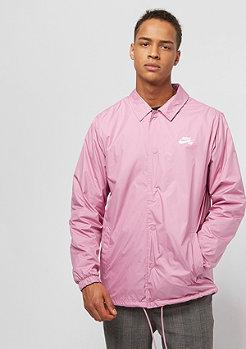 NIKE SB SB Jacket Coaches elemental rose/blanc