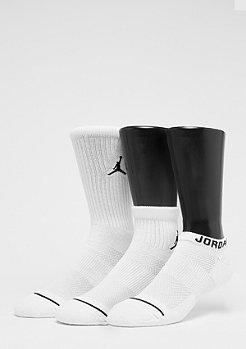 JORDAN Jordan Waterfall 3 paires white/white/white