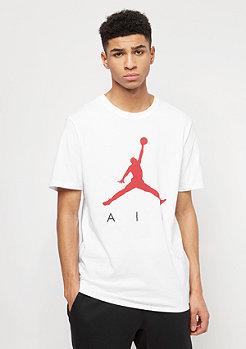 Jordan Jumpman Air white/white/university red