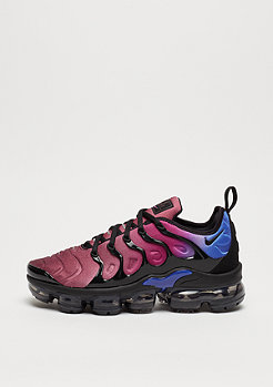 NIKE Wmns Air Vapormax Plus black/black-team red-hyper violet