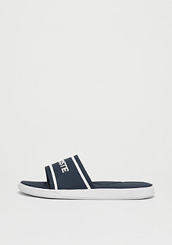 Lacoste L.30 Slide 118 1 CAW navy/white
