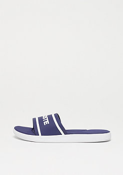Lacoste L.30 Slide 118 1 CAW dark purple/white