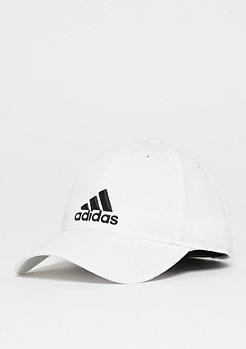 adidas 6P Cap Cotto white/white/black