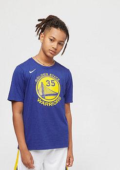 NIKE Basketball NBA Golden State Warriors Kevin Durant blau