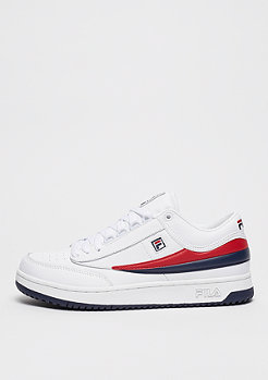 Fila Men Heritage T1 mid white/FILA navy/FILA red