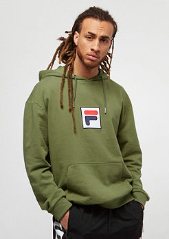 Fila FILA Urban Line Hooded Sweat Shawn Olivine