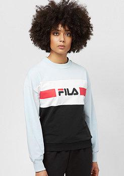 Fila Urban Line Sweatshirt crew Angela angel falls/bright wh
