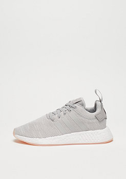 adidas NMD R2 grey two/grey two/crystal white