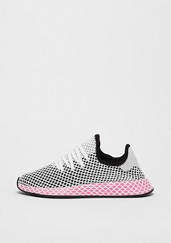 adidas Deerupt Runner core black/core black/chalk pink