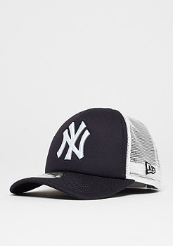 New Era 9Forty Clean Aframe MLB New York Yankees navy/white