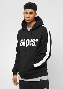 SNIPES Basic Logo Stripe black/white