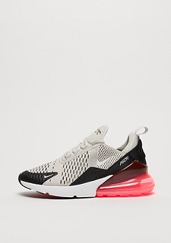 NIKE Air Max 270 light bone/white-black-hot punch