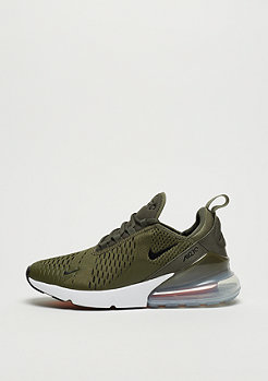 NIKE Air Max 270 medium olive/black-total orange-white
