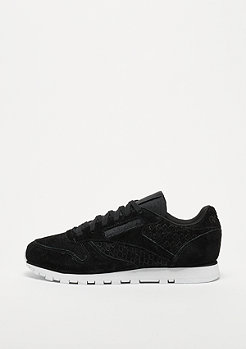 Reebok Classic Leather Woven black