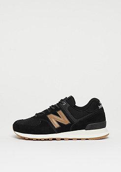 New Balance WL574CLB black