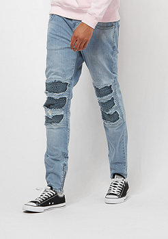 Cayler & Sons ALLDD Inverted Biker Ian Denim light blue