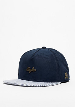Cayler & Sons CL Cap Pinned navy/light blue