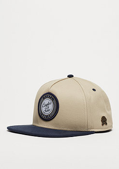 Cayler & Sons C&S CL Cap Vinyl sand/navy