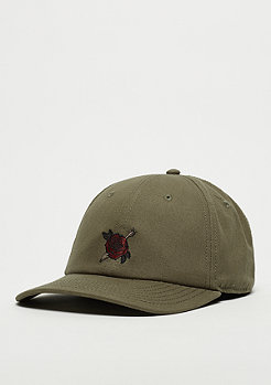 Cayler & Sons C&S CL Cap Rosewood Curved olive/mc