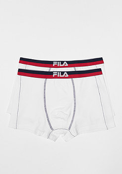 Fila 2-Pack Urban Boxer FU5020 white