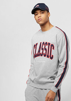 Cayler & Sons Worldwide Classic Crewneck htr grey/navy