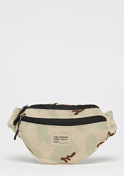 Cayler & Sons BL Rebel Youth Waist Bag sand/black