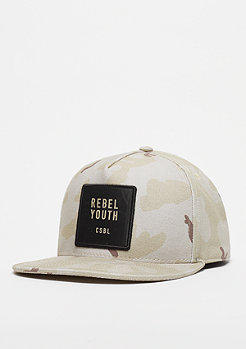 Cayler & Sons CSBL Rebel Youth Cap desert camo/black