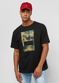 Cayler & Sons ED.02 Oversized black/woodland camo