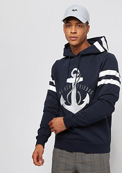 Cayler & Sons C&S WL Stay Down Hoody navy/white