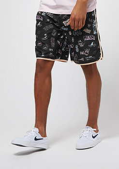 Cayler & Sons C&S WL Sager Nylon Shorts black/mc