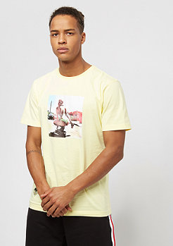 Cayler & Sons WL Cali Love Tee pale yellow