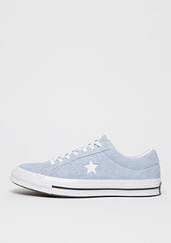Converse One Star Ox blue chill/white/black