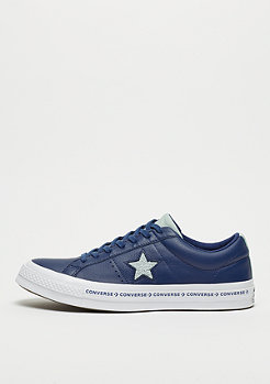 Converse One Star Ox navy/dried bamboo/white/black