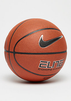 NIKE Basketball Elite Competition 8P amber/black/metallic silver