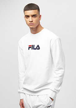 Fila Fila for SNIPES Crew unisex white
