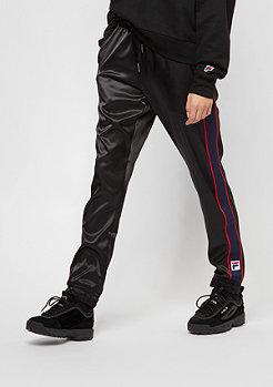 Fila Pantalon de survêtement en satin noir Fila for SNIPES