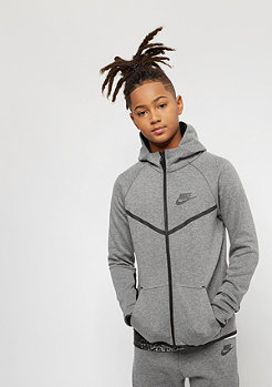 NIKE Tech Fleece carbon heather/anthracite