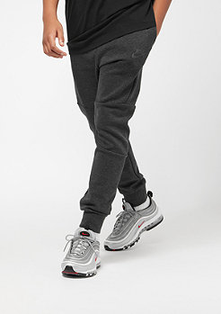 NIKE Junior Tech Fleece black/htr/anthracite