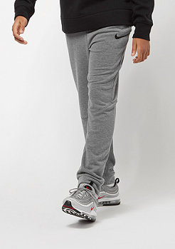 NIKE Dry Pant Taper Fleece carbon heather/black