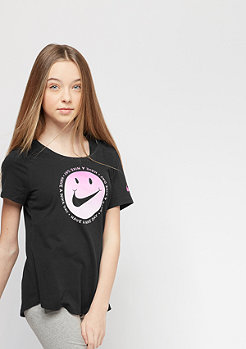 NIKE Junior Swoosh Happy black/hyper magenta